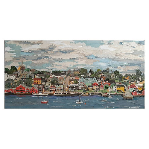 SOLD It's a Beautiful Day in Lunenburg, 2021