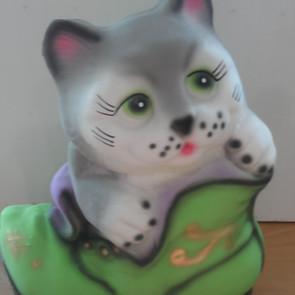 кошка в сапоге