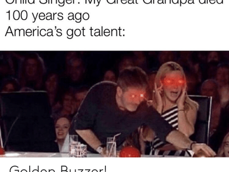 America's Got Talent | 20 Great Memes You Will Hit the Golden Buzzer For!