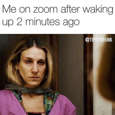 20 Zoom Meeting Memes You Have Experienced For Sure