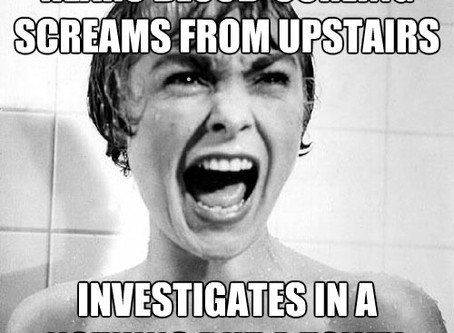 20 Horror Movie Memes To Scare The Funnies Out Of You