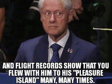 Clinton Says He Didn't Visit Epstein's Island | Inhale 20 Memes While You Decide
