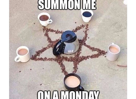 What Does Ghislaine Maxwell and Coffee Have In Common? | 13 Memes To Sip On