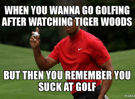 You PGA Championship Ready? | 20 Hilarious Golf Memes To Swing At
