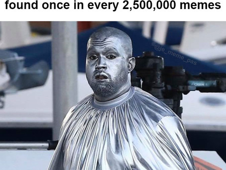 Has Kanye West Gone Crazy?   10 Memes To Help You Decide