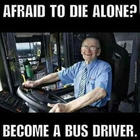 🚌WANT A NEW CAREER?🚌