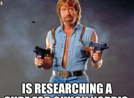 COVID Buck Stops With Chuck! | 20 Chuck Norris Memes That Kick Butt
