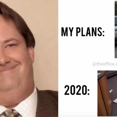 The Office | 20 Memes You Will Relate To Right Now