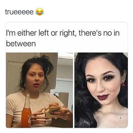 20 Makeup Memes To Cover Your Face With Laughs