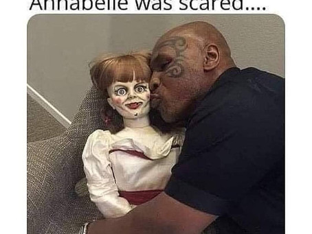 Annabelle Is Stupid Scary! | Why Do We Love This Creepy Doll? | 20 Memes