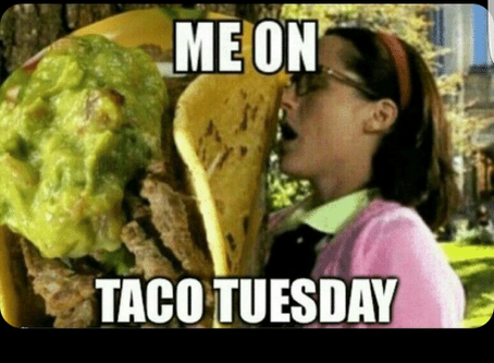 Tacos Get You Excited? | 20 Memes To Prove The Great Mexican Food Rocks!