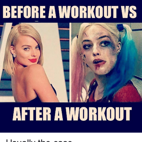 Workout Memes | You Will Want To Do 20 Reps