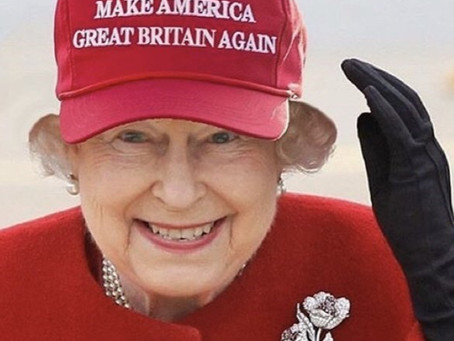 Queen Elizabeth of England | Our Favorite Curmudgeon | God Save These 20 Memes and Her Too!