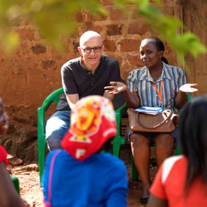 StrongMinds for a Stronger Africa: an Interview with Sean Mayberry