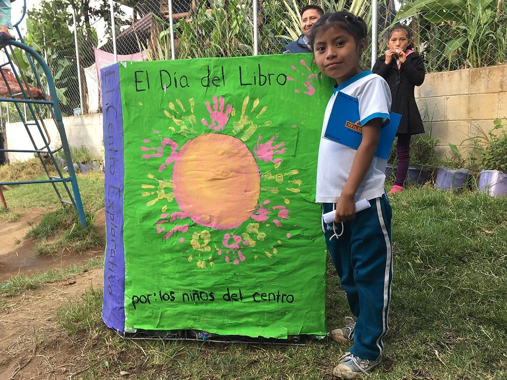 Day of the Book Celebration at El Centro Explorativo