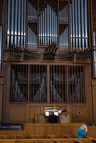 The Cathedral Organ, Casavant Opus 3145