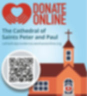 Donate to the Cathedral of Saints Peter and Paul Providence