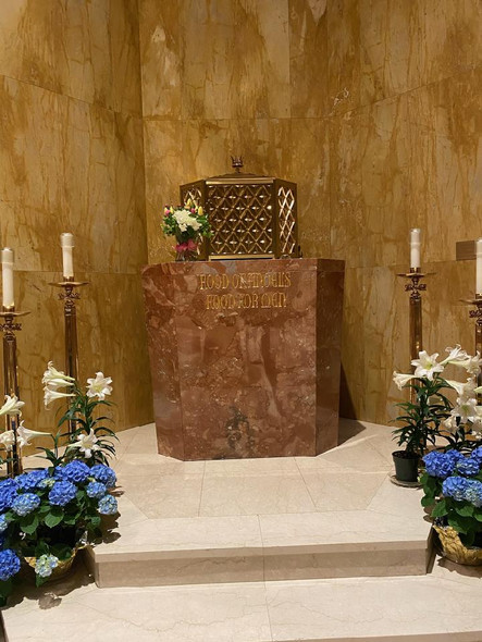 Easter at the Cathedral