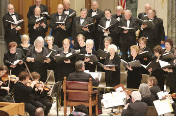 The Gregorian Concert Choir
