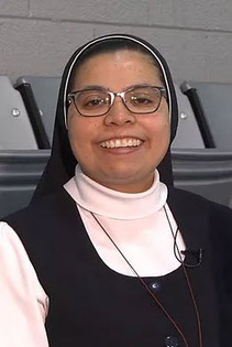 Sister Elizabeth Castro, HMSP, Cathedral Evangelization Ministry and Director of the Office for Religious