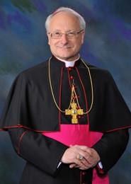 Most Rev. Robert C. Evans, Aux. Bishop of Providence