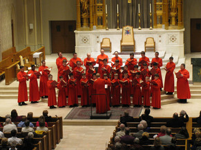 Sacred Music at the Cathedral