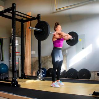 Olympic Lift Training