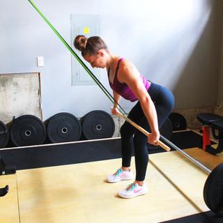 Shoulder Strength Training