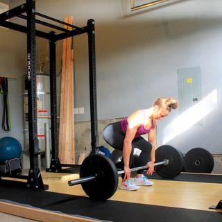 Lifting Technique Training