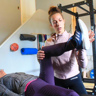 Manual Gluteal Activation