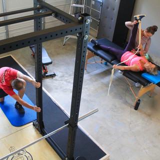 Manual & Passive Stretching Training