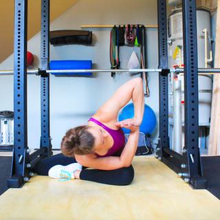 Hip Mobilization Training