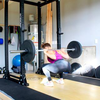 Squat Technique Training