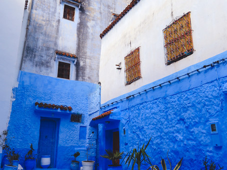 5 Things You Must Do in Morocco's Blue City