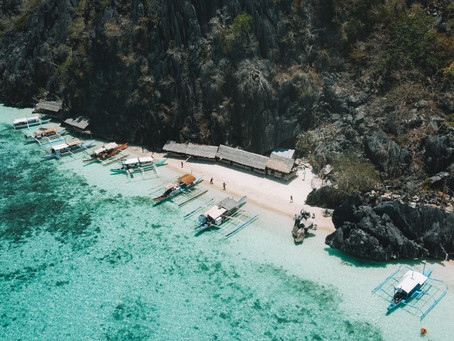 How To Get a Private Boat in Coron, Palawan for Only $50/day.