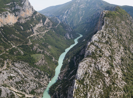 Gorges Du Verdon - The Most Beautiful Place on Earth