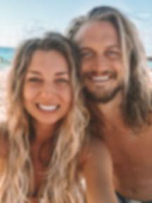 The Yoga Couple Mat and Ash.JPG