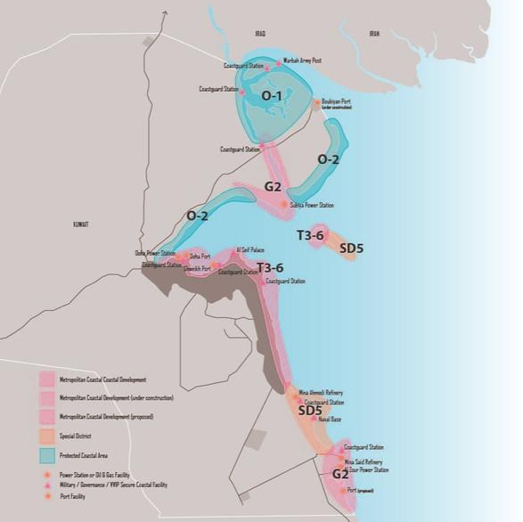 Coastal Development Policy - Kuwait Zoning Code