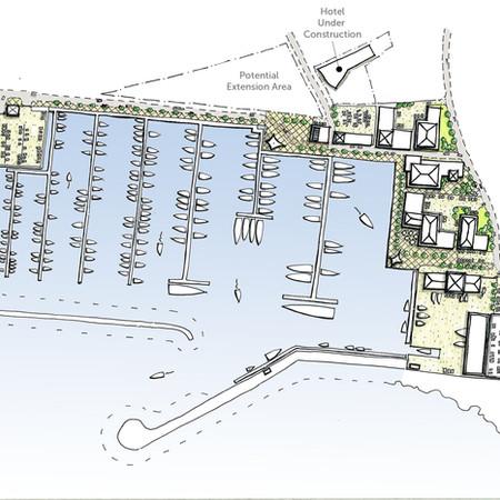 Marina Concept Development
