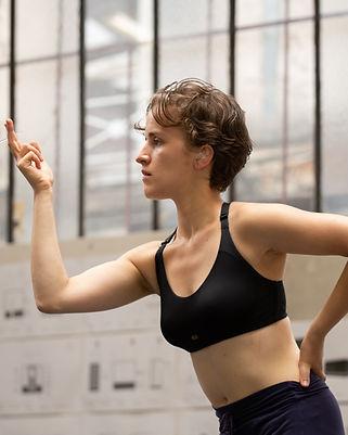 Répétitions à ESPAS-danse ©LiveandShoot.