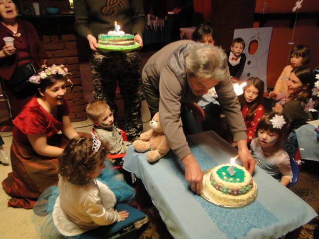 Fanni Jégvarázs születésnap
