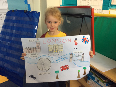 All about London!