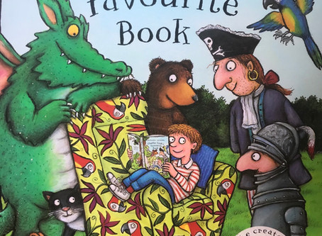 Story time with Mrs Bell...one of my favourite books!!