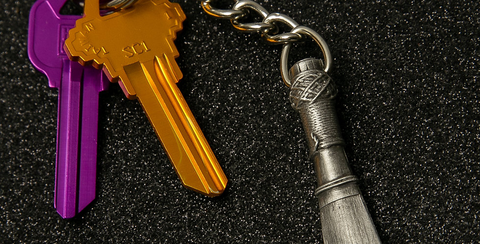 Bassoon Reed Keychain