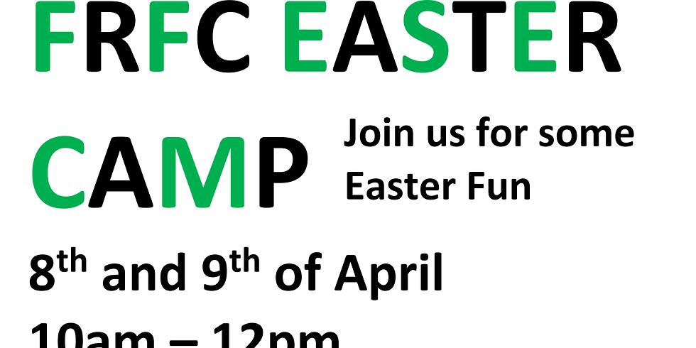 FRFC Easter Camp