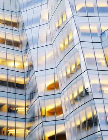 IAC Building, by Frank O Gehry