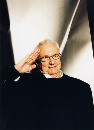 Frank O. Gehry, architect