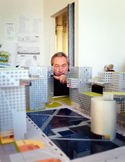 Steven Holl, architect
