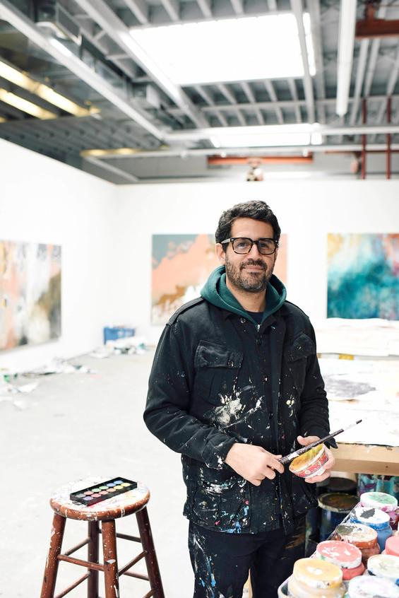 José Parlá, artist