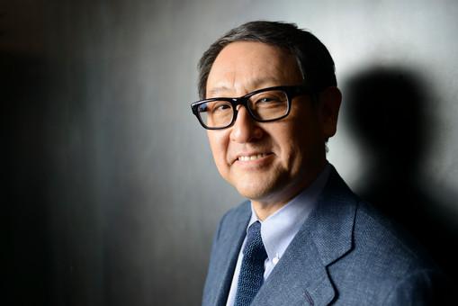 Akio Toyoda, President of TOYOTA